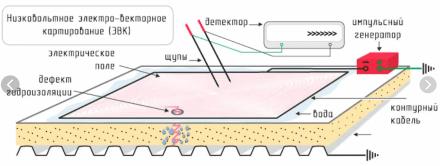 Схема EFVM (ЭВК) 1